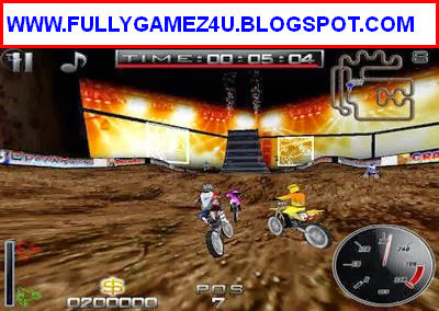 Download Ultimate Motorcross Game For PC