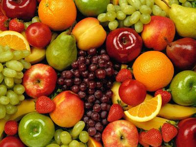 fruta fuente de vitaminas