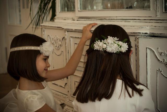Peinados Comunión 2016 para Niñas ModaEllas
