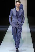 мъжки костюм Армани