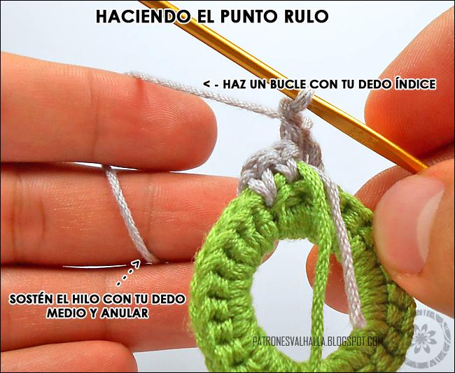Esfera Navideña a Crochet #1 (foto-tutorial) - PATRONES VALHALLA ...
