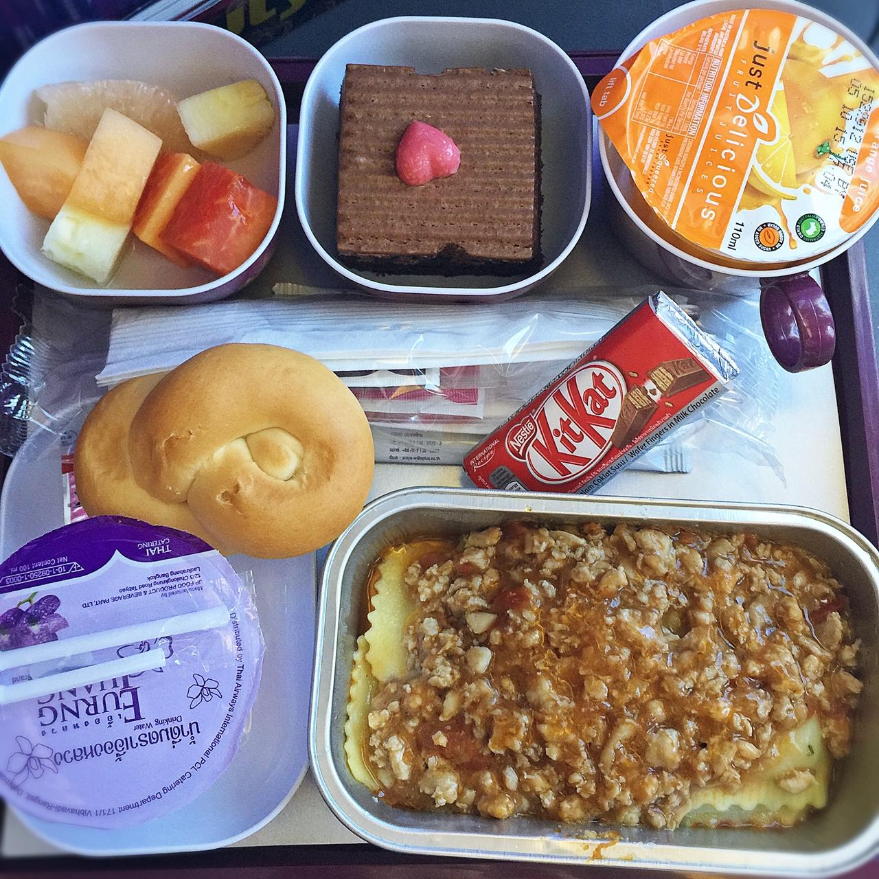 Flights singapore to bangkok thai airways ltt thai airways in flight menu child meal 22 cuisine paradise singapore food blog recipes forumfinder Gallery