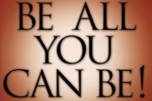 Buku Be All You Can Be