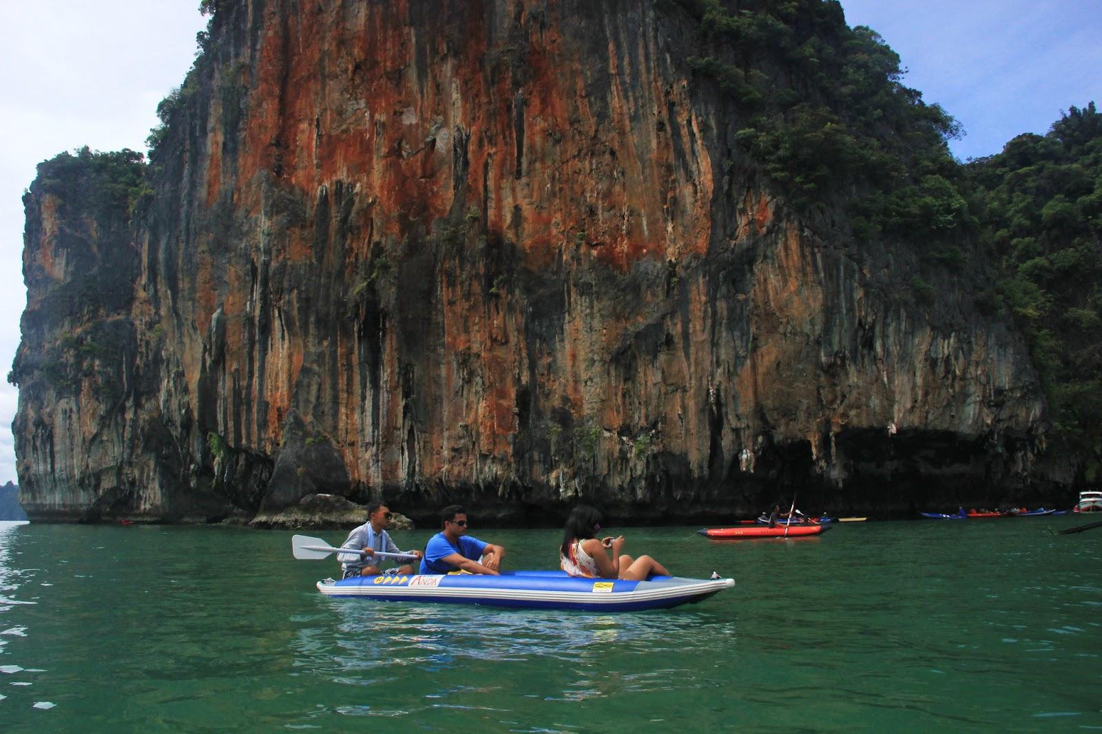 Ao Phang Nga National Park  traveledncaptured