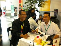 Bersama Abang2 DJ Sinar.FM