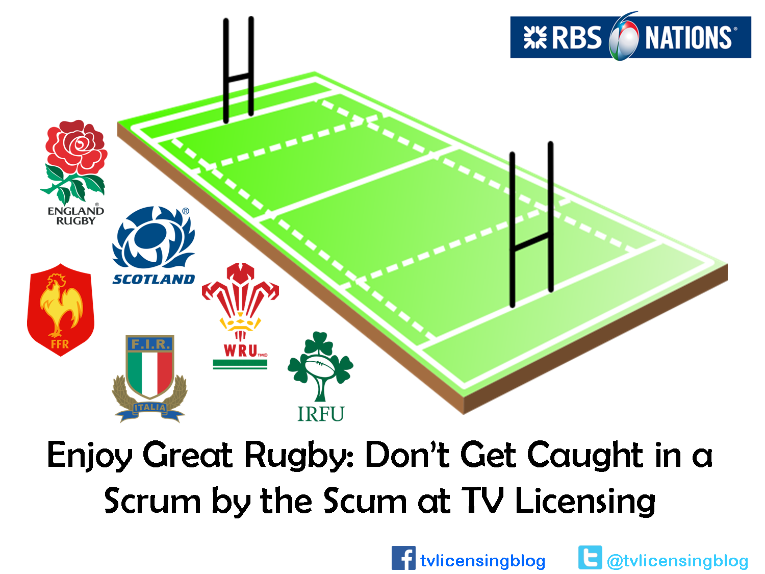 TV Licensing Six Nations Rugby