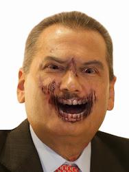 El zombie declinador