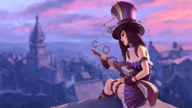 Caitlyn HD Wallpaper