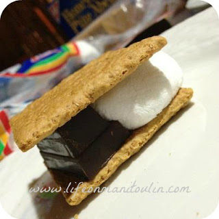 smores1 In Honour of National Smores Day