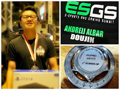 2016 ESGS 1st Runner-up PBE Doujin, King of the Iron Fist