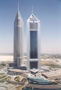 The Emirates Office Tower, also known as Emirates Tower One, is a 54floor . (emirates office tower)