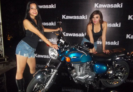 Kawasaki Estrella Club Thailand