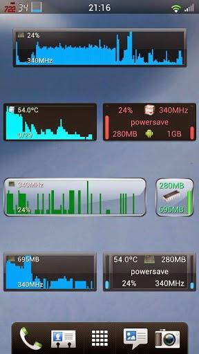 System Tuner Pro v3.0.5 Full For Android,Quản lý và giám sát hệ thống Android