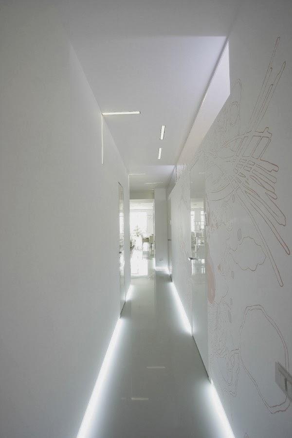 Rougeoyante Designs Intérieur