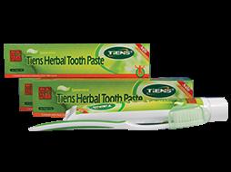 Obat Sakit Gigi Terbaik Tiens Herbal Toothpaste