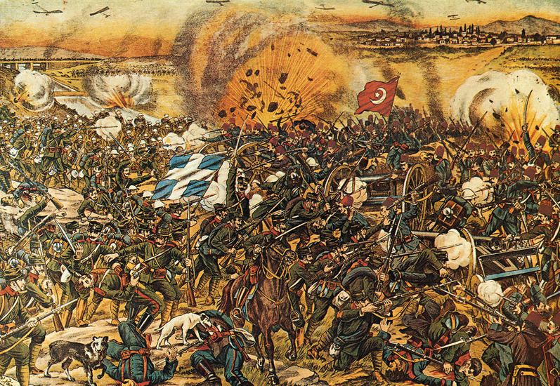 an overview of the balkan wars