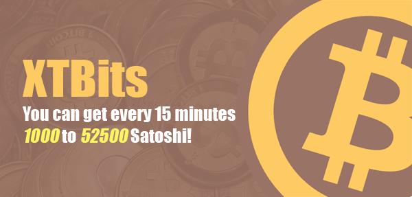 Dapat Bitcoin Gratis Sampai 52.000 Satoshi Setiap 15 Menit