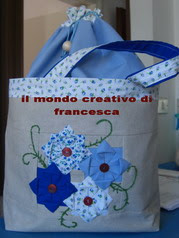 nuova borsa di francesca
