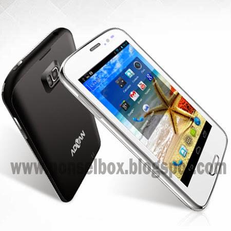 Full Phone Spesification of Advan Vandroid S5E