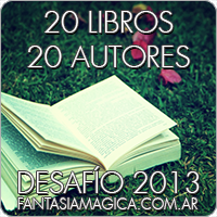 Desafío: 20 Libros, 20 Autores