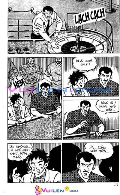 Jindodinho - Đường Dẫn Đến Khung Thành III Tập 57 page 43 Congtruyen24h