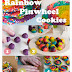 Rainbow Pinwheel Cookies Recipe