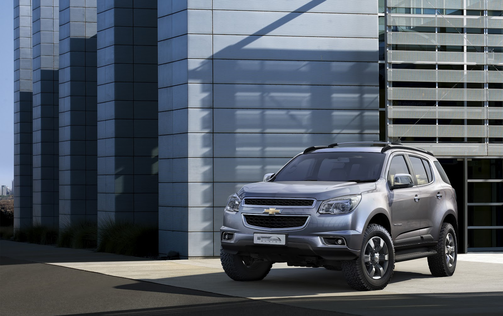 2012 - [Chevrolet] Trailblazer  2013+Chevrolet+Trailblazer