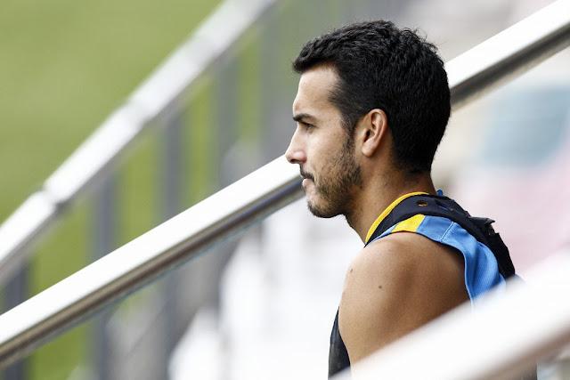 Segundo jornal, atacante temeria relação indigesta de Van Gaal com espanhois (Foto: Quique Garcia/AFP)