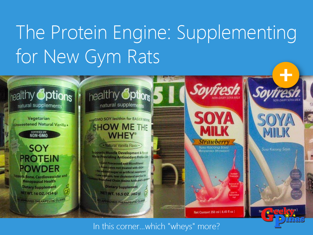 The Protein Engine: Supplementing for New Gym Rats