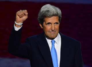 US Senator from Massachusetts John Kerry