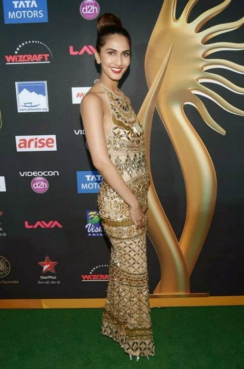 Vaani Kapoor - Looking Hot in IIFA Awards 2014