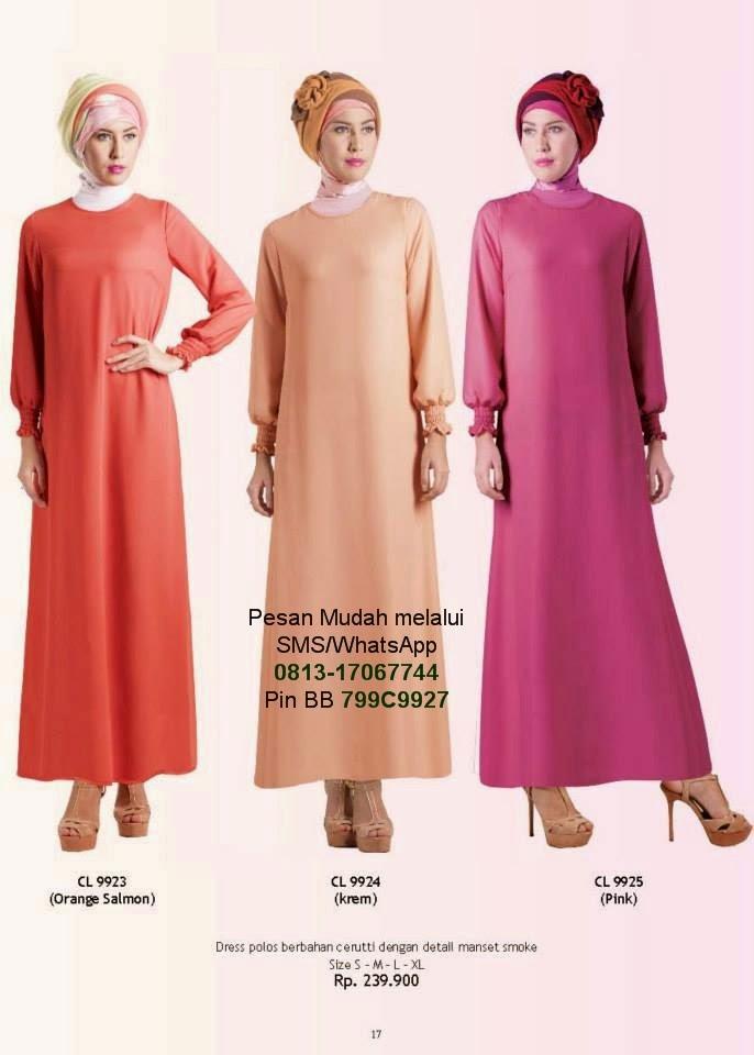 Baju Lebaran Terbaru Esme Cantik Berbaju Muslim
