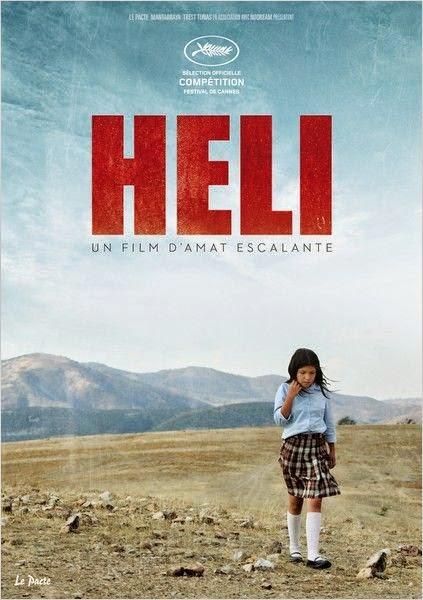 """Poster do filme """"Heli"""""""