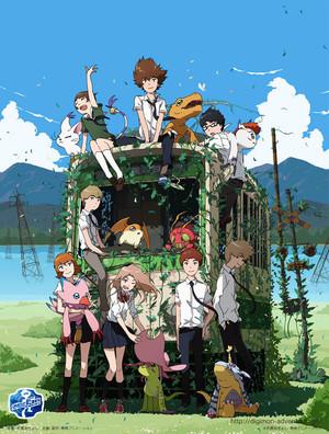 Anime Digimon Adventure tri. Dapatkan Pendapatan 6 Miliar Rupiah Dalam 2 Hari