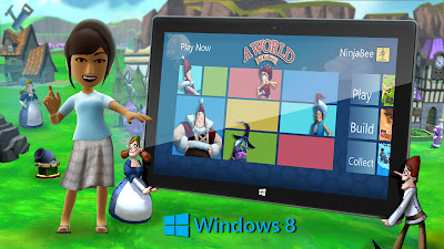 A World of Kelflings Windows 8