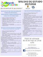 Bolsas de Estudo 2017/2018