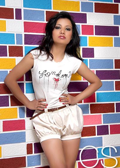 Nepal Model Sansar: Nabina Basnet