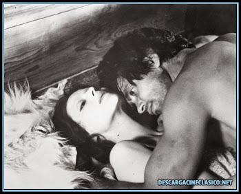 Secuencia de la película Edipo, el hijo de la fortuna, con Silvana Mangano y Franco Citti