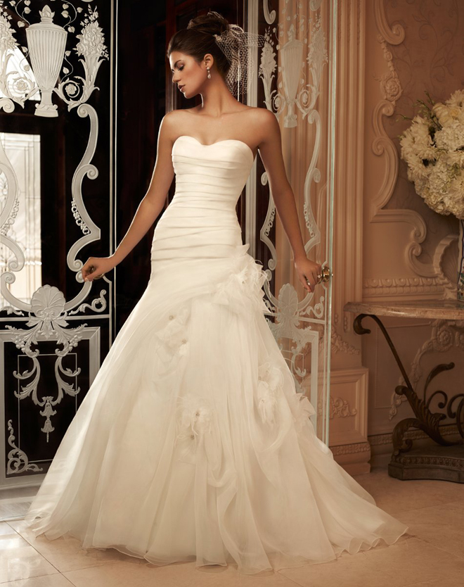 Casablanca Bridal Spring 2013 My Dress Of The Week Belle The Magazine