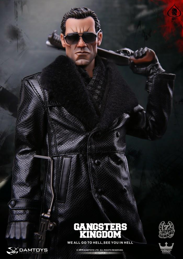 [DAMTOYS] Gangsters Kingdom: Spade 7 (NO.GK009) Da2