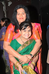 M.D. Madam Pinto (RIGI) with Saloni....