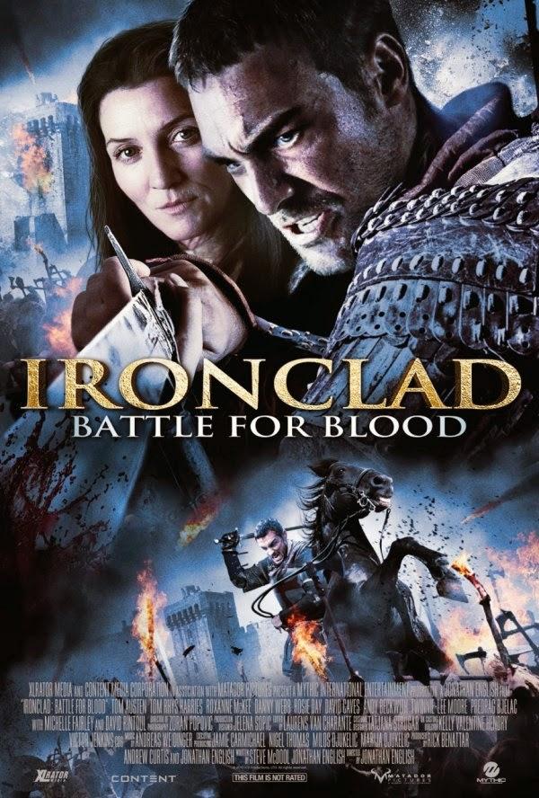 Film Ironclad: Battle for Blood 2014 di Bioskop