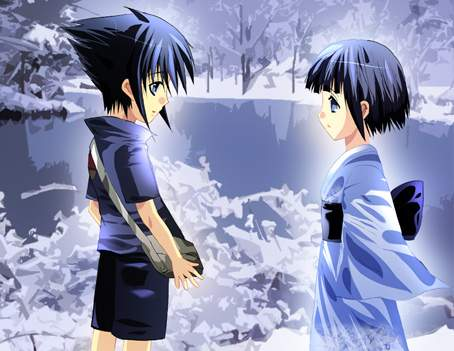 Hinata Sasuke