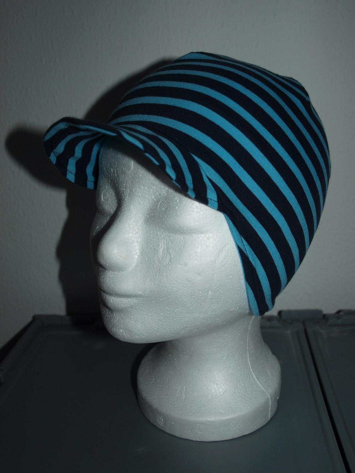 struppi 39 s baustelle m tze mit schirm und noch ein bandana. Black Bedroom Furniture Sets. Home Design Ideas