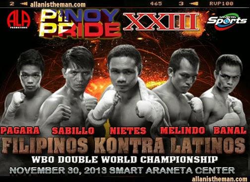 Pinoy Pride XXIII: Donnie Nietes vs Sammy Gutierrez FULL FIGHT REPLAY VIDEO
