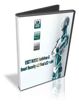Download ESET NOD32 Antivirus & Smart Security 4.2 Final x32 + x64 – Português-BR + Ativação 2011