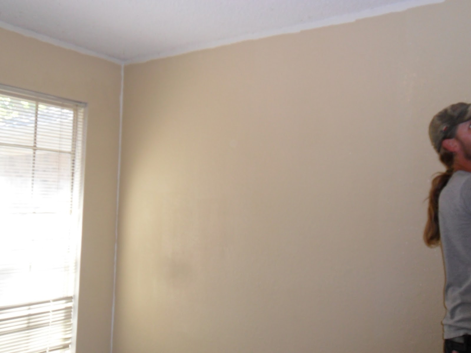 Dress your walls safely and naturally green with Milk Paint. Review.