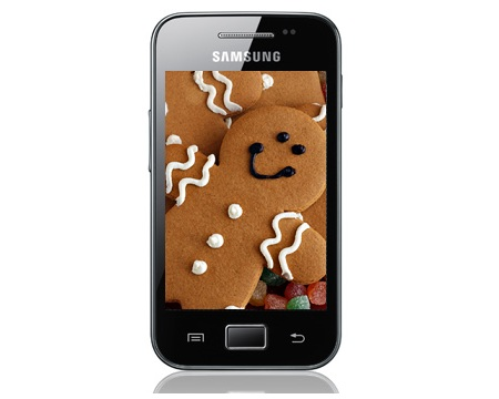 comment faire pour installer GingerBread 2.3 sur Samsung Galaxy Ace