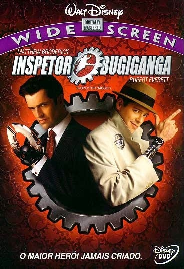 Inspetor Bugiganga – Dublado (1999)