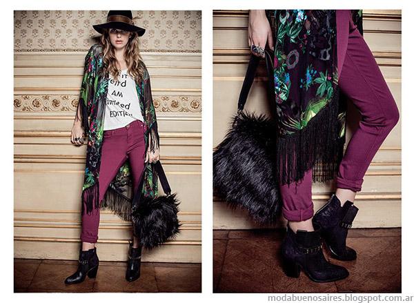 Ropa de moda invierno 2015 Ossira. Moda otoño invierno 2015.
